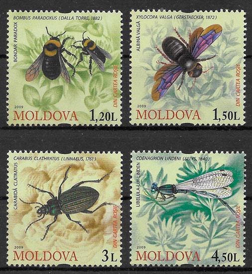 selos fauna Moldavia 2009
