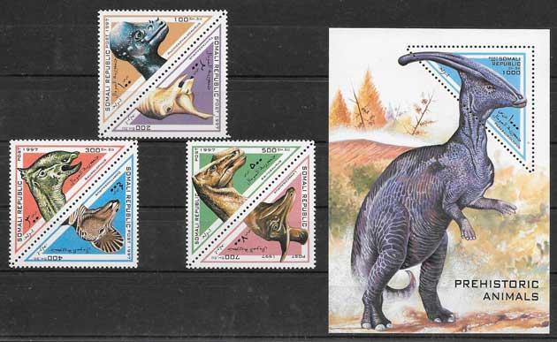 fauna prehistórica Somalia