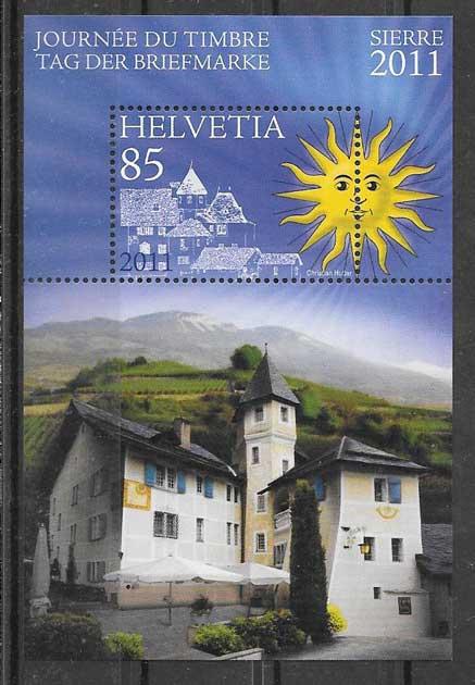 sello turismo Suiza 2011
