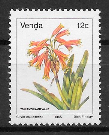 sellos flora Venda 1985