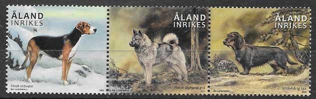 sellos fauna Aland 2015