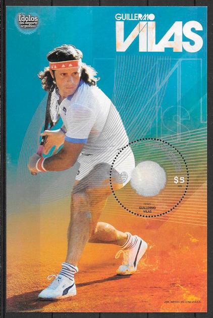 sellos deporte Argentina 2009