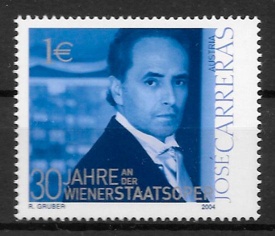 selos personalidad Austria 2004