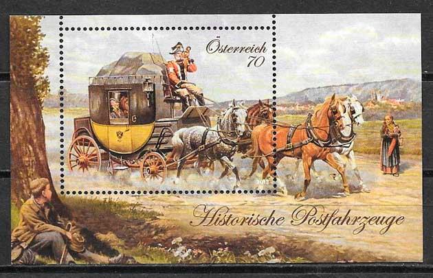 sellos transporte Austria 2013