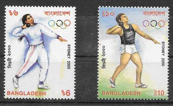 sellos deporte Bangladesh