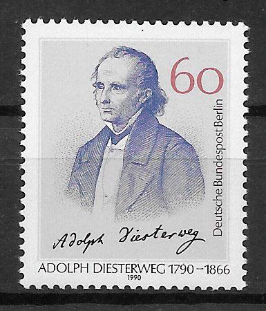 sellos personalidad Berlin 1990