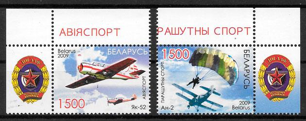 sellostransporte Bielorrusia 2009