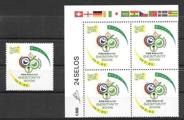 Sellos Brasil-2006-01