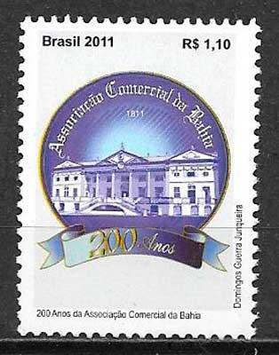 sellos arquitectura Brasil 2011