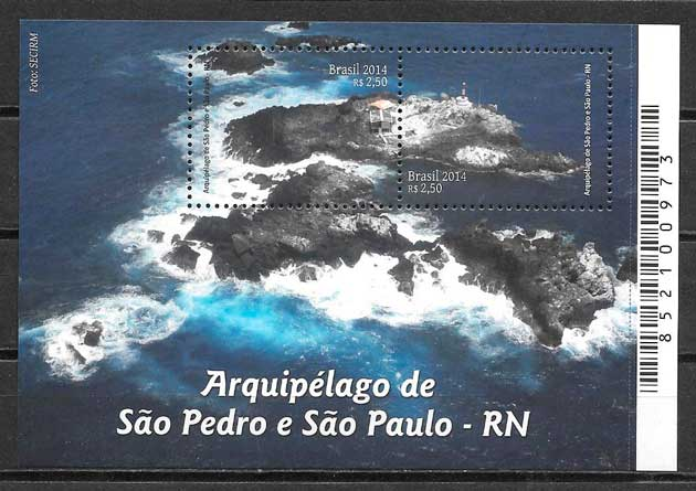 sellos turismo Brasil 2014