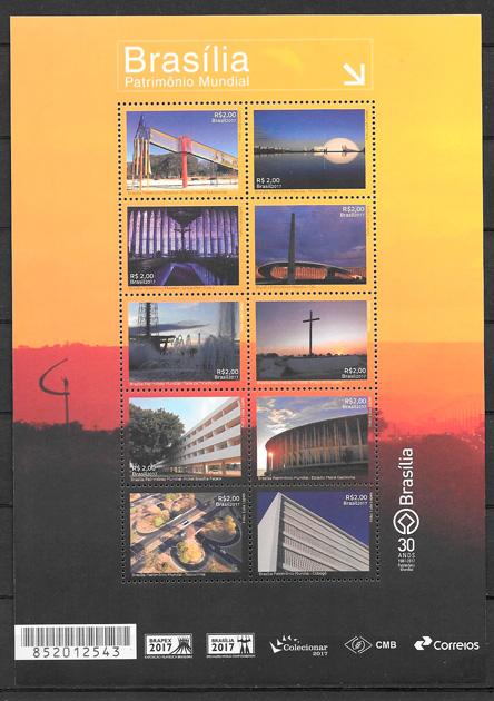 sellos arquitectura Brasil 2017