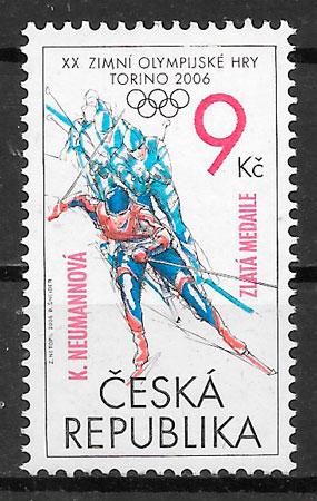 selos deporte Chequia 2006