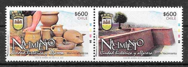 sellos arquitectura Chile 2015