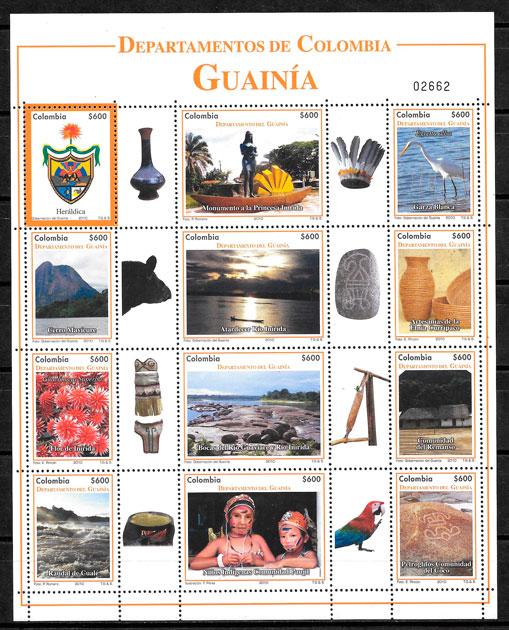 selos turismo Colombia 2010