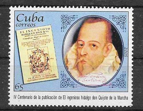 Colección sellos Cuba-2005-03