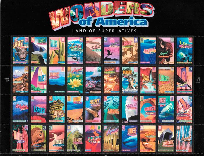 sellos turismo USA 2006