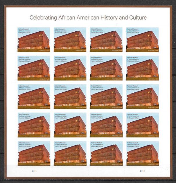 sellos arquitectura USA 2017