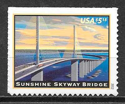 sellos arquitectura EE:UU 2012
