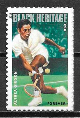 sellos deporte EE;UU 2013