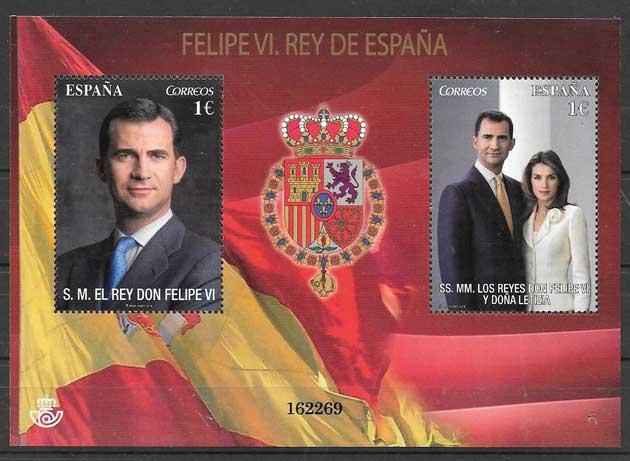 espana personalidad 2012