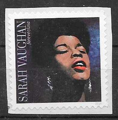 colección sellos arte EE:UU 2016