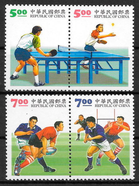 selos deporte Formosa 1998