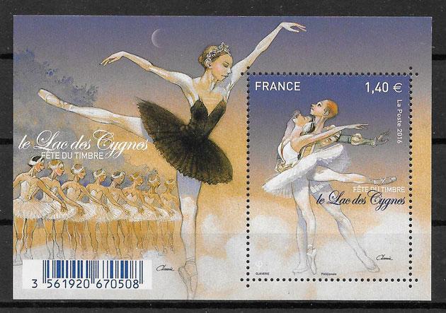 sellos arte Francia 2016