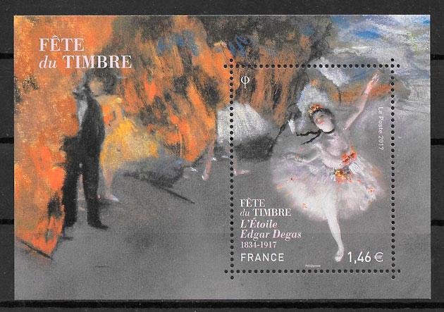 sello arte Francia 2017