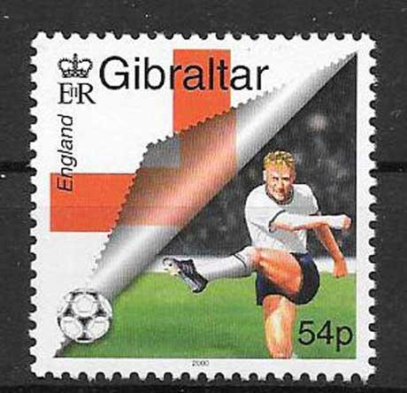Sellos Gibraltar-2000-02