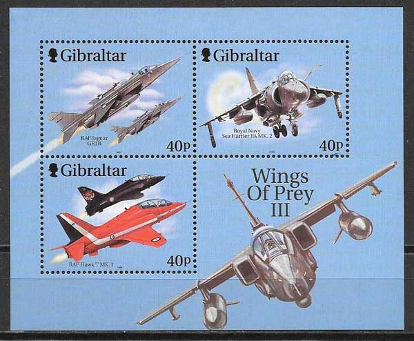 Gibraltar-2001-03-fauna
