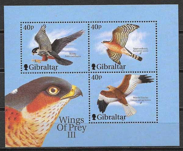 Gibraltar-2001-04-fauna