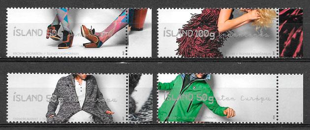 sellos arte Islandia 2012