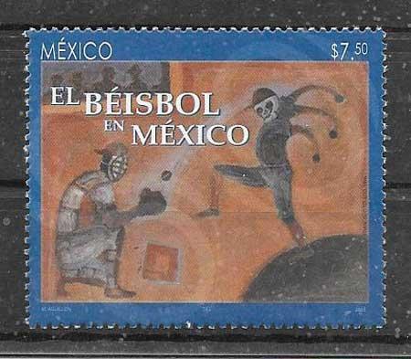 sello deporte México 2005