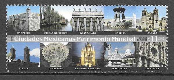 sello turismo México 2011