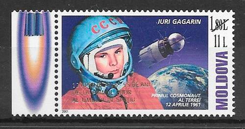 sellos espacio Moldavia 2016