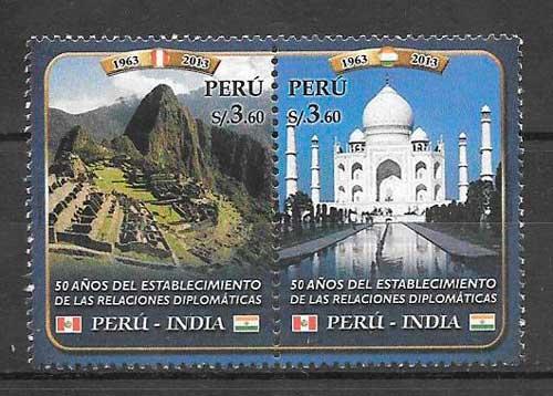 sellos arquitectura Perú 2013