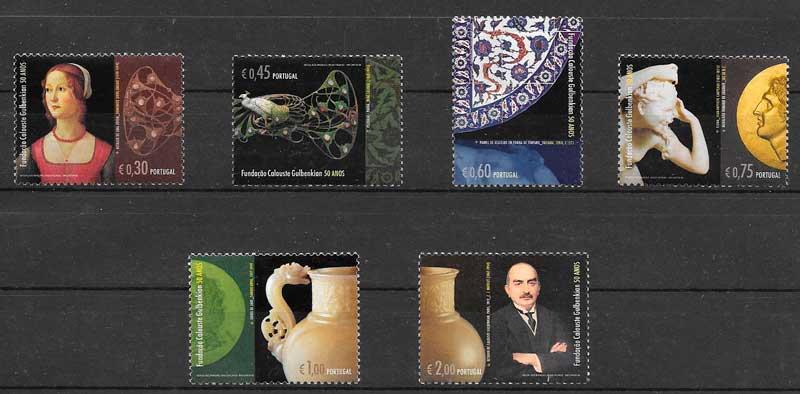 sellos arte Portugal 2006