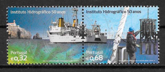 sellos transporte Portugal 2010