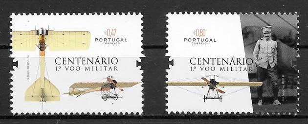 sellos transporte Portugal 2016