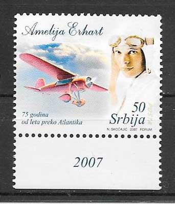 sellos transporte Serbia 2007