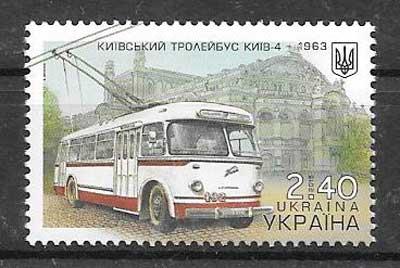 sellos transporte Ucrania 2015