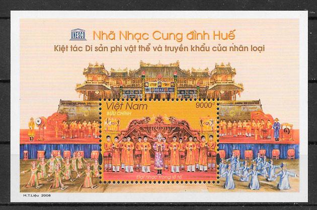 selos arte Viet Nam 2008