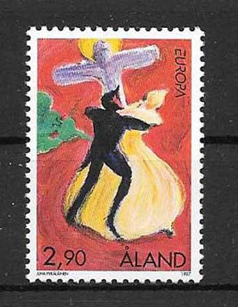 Sellos Aland-1997-02