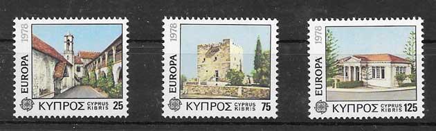 Colección Chipre 1978