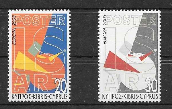 Colección Chipre 2003