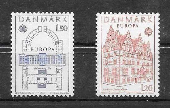 Filatelia Dinamarca-1978-01
