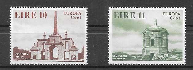 Colección Tema Europa 1978
