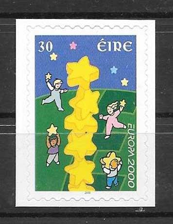 FilateliaTema Europa 2000