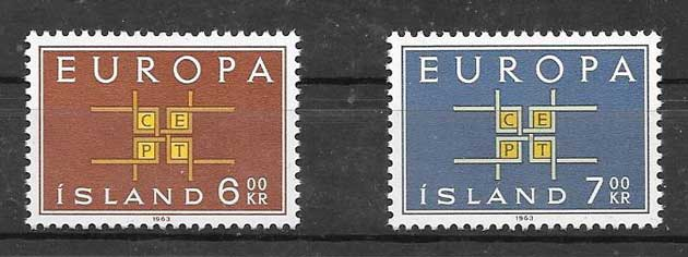 Tema Europa 1963
