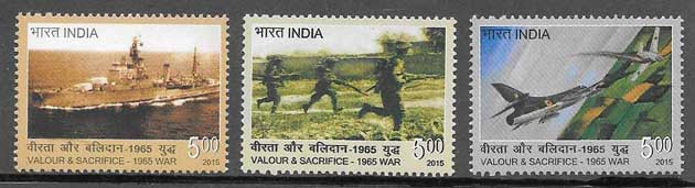 sellos transporte India 2015
